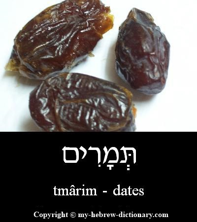 Dates in Hebrew